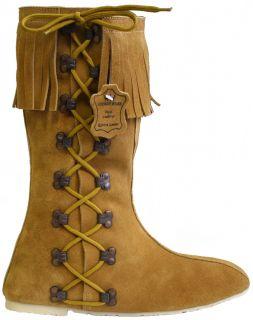 Western Indianer Cowboy Stiefel Trachtenstiefel Karneval Farsching