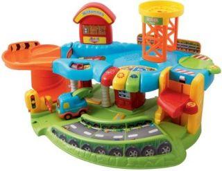 VTech Tut Tut Baby Flitzer Garage 80 124904 Spielzeug Kinderspielzeug