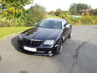 Chrysler Crossfire SRT 6 Coupé im Traumzustand  3.2l V6 AMG