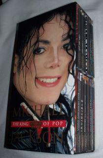 Michael Jackson Limited Edition Promo Box Set CD DVD LP