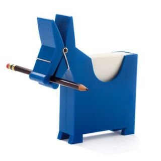 Morris Memo Donkey Note Holder Stand Business Card Clip