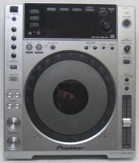 Pioneer CDJ 850, HDJ 1000, DJM 600, Set, Mikro, Neuwertig TOP Battle