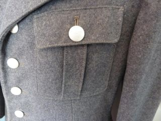 Feldbluse Uniform jacke der Luftwaffe Nachrichten WW2 WK2 Original