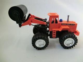 Radlader 2er Set, Farbe orange, Kinderspielzeug, Baufahrzeuge, NEU