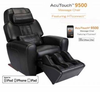 ESPRESSO AcuTouch 9500 Human Touch Massage Chair HT9500