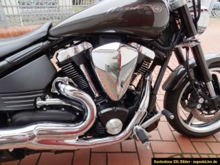 Road Star Warrior,XV 1700,XV1700,Yamaha,WIE NEU,Chopper,Power Cruiser