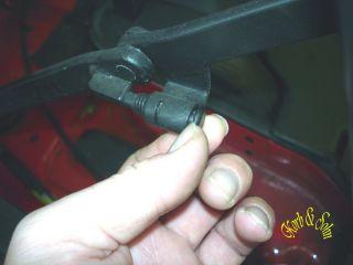 Ford Mercury Capri Verdeck Einbau Anleitung Montage EBA