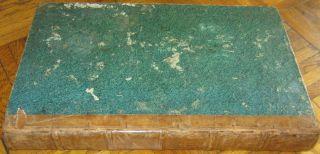 Johnston Historia Naturalis Folio Text ohne Tafeln   i863   1665