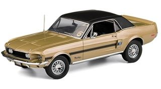 Franklin Mint   1968 Ford Mustang    B11F867 NEU