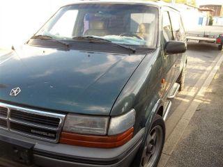 2x VA   Trittbretter kurz CHRYSLER Voyager ES Dodge Plymouth Tritt