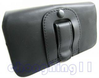 Leder Tasche case bag für Samsung Galaxy S2 i9100 Etui Schutz Case