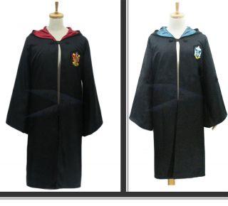 Harry potter Jugend Erwachsene Schule Cloak Robe Gryffindor&Slytherin