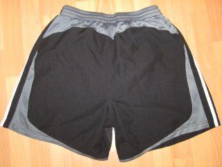 Adidas Deutschland DFB Short Shorts kurze Hose Schwarz Silber D 7 ca