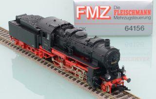 Fleischmann 64156 Dampflok mit Tender BR 56 der DRG / FMZ Digital