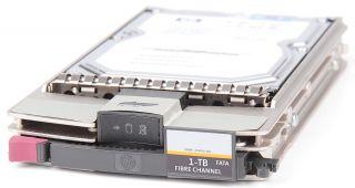 HP StorageWorks EVA AG883A / 454416 001 1 TB 7.2k Hot Swap Festplatte