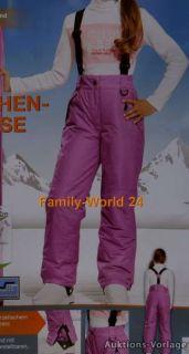 Kinder Skianzug Skijacke + Skihose Mädchen Snowboardanzug 134 140 146