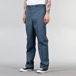 Dickies Original 874 Worker Pants O Dog Air Force Navy lange Hose