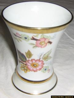ROYAL PORZELLAN BAVARIA GERMANY KPM Vase! 10cm