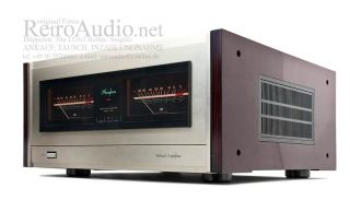 Accuphase P 800 Power Amplifier