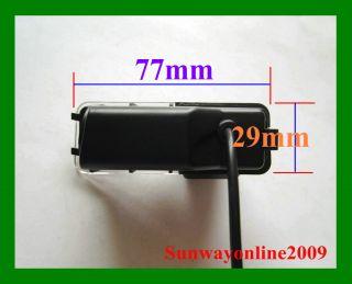 CCD SONY Chipsatz Rückfahrkamera VW Volkswagen Polo V (6R)/ Golf 6 VI