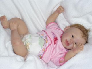 Reborn Baby Annabell BS Sky Kelly Becket