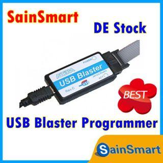 SainSmart USB Blaster Programmer Cable For FPGA CPLD JTAG Development
