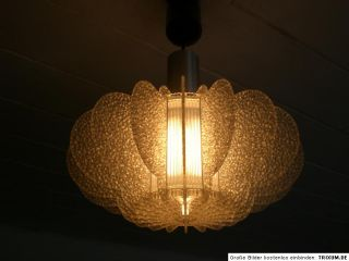 70s 70er Jahre Lampe Hängelampe Deckenlampe Desingnklassiker ufo