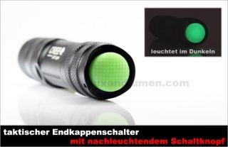 MTE C3 907 CREE R2 LED 170 Lumen Taschenlampe AA