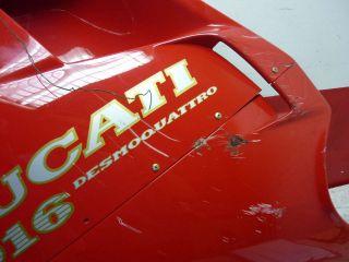 Ducati 916 1995 2002 seiten verkleidung links (Cowl left rear