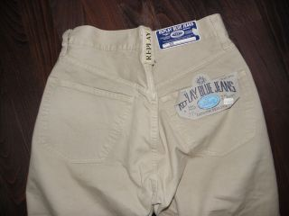 Replay Style 901 Chinos beige W29 Long L34 neu