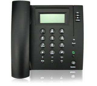 KOMFORT TISCH PC TELEFON VOIP TELEFON/FREISPRECHANLAGE USB PC PHONE