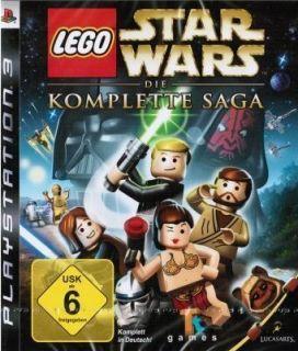 PS3 Spiel Lego Star Wars Die komplette Saga Playstation 3 *NEU / OVP