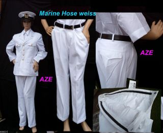 NEU Traumschiff orig.BW MARINE, Kapitän Offiziers Uniform Hose