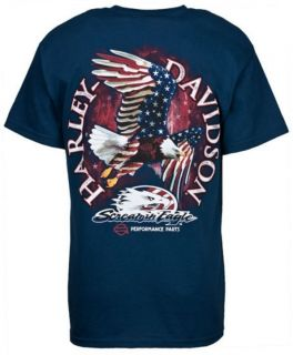 HARLEY DAVIDSON® MENS SCREAMIN EAGLE T SHIRT HARLMT0175 NEW