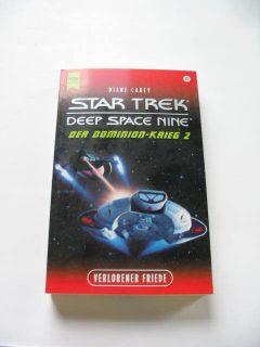 Star Trek DS9 Verlorener Friede. Dominion Krieg 2 UNG.