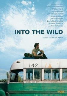 Into the Wild (Sean Penn)  DVD  430