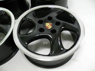 Porsche 911 986 Boxster Turbo Look Felgen Rims Wheels