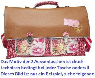 PIP Studio Landscape Schoolbag ~ NEU ~ Schultasche Schultertasche Bag