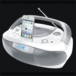 RADIO RADIORECORDER MP3 / CD Player USB iPod / iPhone Docking Station