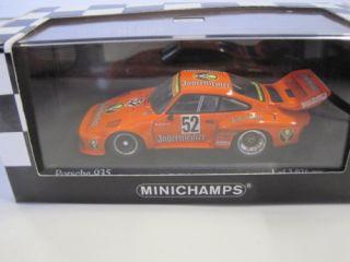 Minichamps Porsche 935 DRM 77 Schurti 400776352 143