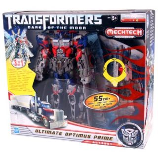 Hasbro TRANSFORMERS Mechtech ULTIMATE Optimus Prime