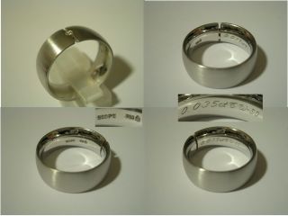 brillant 950 platin ring 950 platin brillant ring wunder schoener