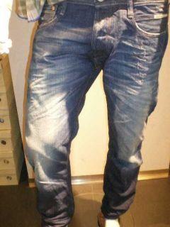 NEU Replay Maestro Jeans M947 Herren Hose blau W34/L32