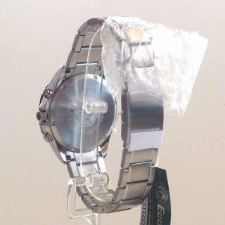 Citizen Eco Drive Titanium Chronograph CA0030 61E NEU