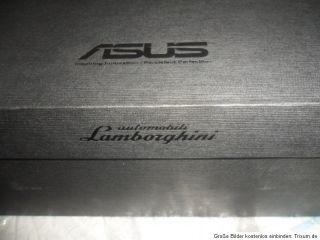 ASUS Lamborghini VX7   HIGHEND GAMER Notebook  Core i7   Blu ray