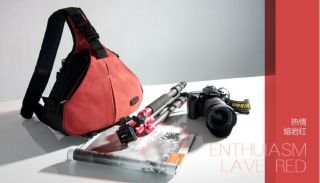 Caseman Camera Case Bag for Canon EOS T3i 1100D 600D 300D 500D 7D 350D