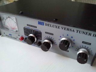 Deluxe Versa Tuner II 160 6m MFJ 949E
