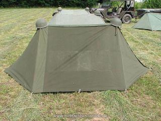 US Zwei Mann Zelt, gebraucht