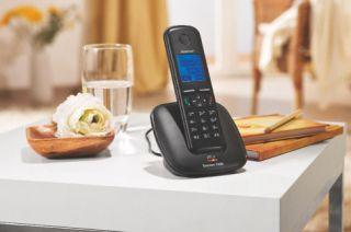 DECT Telefon integrierter digitaler Anrufbeantworter