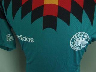 Trikot Deutschland 1994 (M) Away Adidas Jersey DFB WM